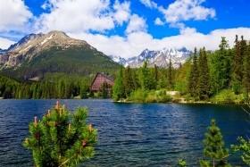 Vysoké Tatry a Gazdovský dvůr