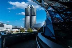 Muzeum BMW a BMW Welt