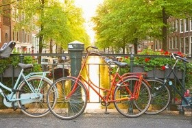 Amsterdam kultura i zábava