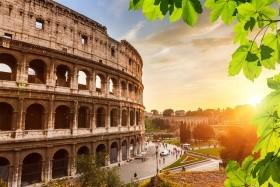 Řím plný poznání (LETECKY)