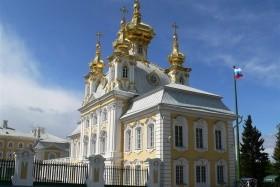 Petrohrad vikendy