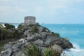 Mayské dědictví s prodloužením o relax na bílých plážích