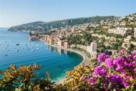 Francúzska riviéra a kaňon Verdon, Nice, kaňon Verdon, Aiguines, Moustiers - Sainte Marie, Saint Tropez, Port Grimmaud, St. Paul de Vence, Eze, Monaco, Monako