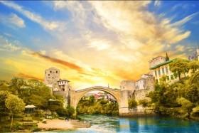 Poznejte zázračná místa Balkánu a vykoupejte se v Jaderském moři (Hotel)