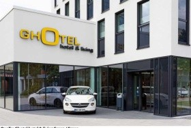 Ghotel Hotel & Living Essen *** Sup.