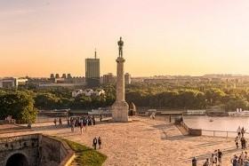 Srbsko a jižní Maďarsko