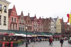 Z Bruselu až na ostrov Texel