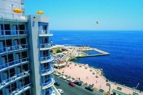 Preluna Hotel, Sliema, Malta