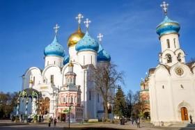 Moskva a malý zlatý kruh Ruska De Luxe - poznávací zájazd