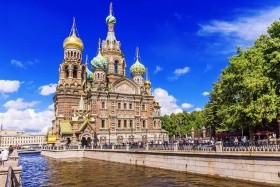 Petrohrad a Karélia + Riga De Luxe - poznávací zájazd