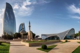 Azerbajžan - krajina ohňa - poznávací zájazd