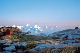 Grónsko Nejen Země Ledu