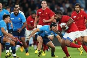 Ms Rugby 2019 Francie - Argentina & Irsko - Skotsko