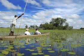 Victoria Falls & Chobe NP & delta Okavanga