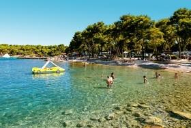 Kemp Park Soline (Mobilní Domy), Biograd Na Moru, Chorvatsko