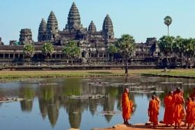 2020 - KAMBODŽA (Angkor) - THAJSKO (Bangkok,Koh Chang) - hotel