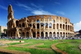 Řím, Florencie, Hotel - pokoj s vlastním soc. zařízením