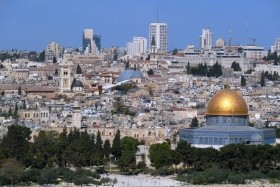 JORDÁNSKO A IZRAEL: ZEMĚ MEZI TŘEMI MOŘI