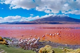 Peru-Bolívie-Chile