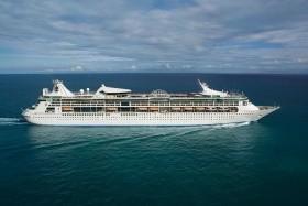 Usa, Britské Panenské Ostrovy, Antigua A Barbuda, Barbados, Svatá Lucie, Dominikánská Republika Ze San Juan Na Lodi Vision Of The Seas - 393881008P