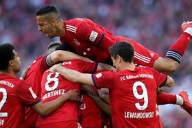 Bayern Mnichov - Union Berlín