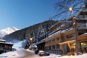 Passo Tonale/ponte Di Legno – Rezidence Jolly Resort & Spa