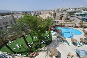 Be Club Hotel, Eilat, Rudé Moře