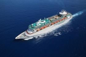 Usa, Haiti, Zámořské Území Velké Británie Z Miami Na Lodi Empress Of The Seas - 394070918P