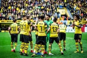 Borussia Dortmund - Rb Lipsko