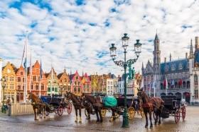 Brusel a silvestr v Bruggách (Hotel)