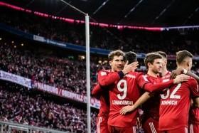 Bayern Mníchov - Bayer Leverkusen