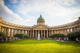 To nejlepší z Petrohradu + MOSKVA + JANTAROVÁ KOMNATA (letecky z Prahy)