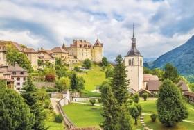 Bernina Express a Golden Pass Express