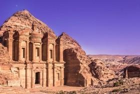 Jordánsko - Památky Blízkého východu