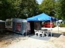 Camping Bijela Uvala - karavany