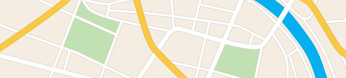 Mapa Emirátů