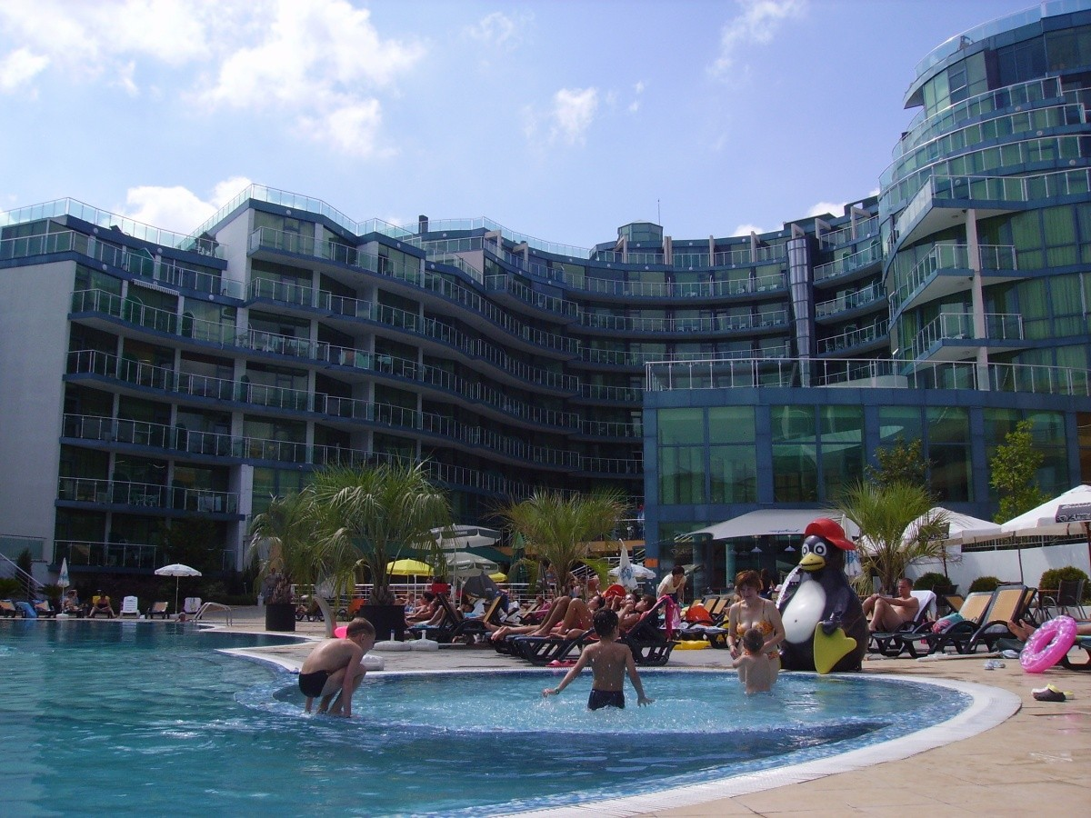 Hotel primorsko del sol ex grand hotel primorsko for Hotel barato puerta del sol