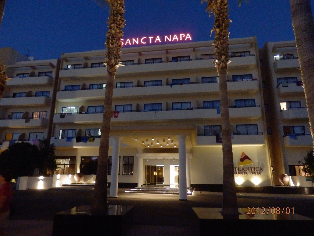 Atlantica Sancta Napa Hotel All Inclusive