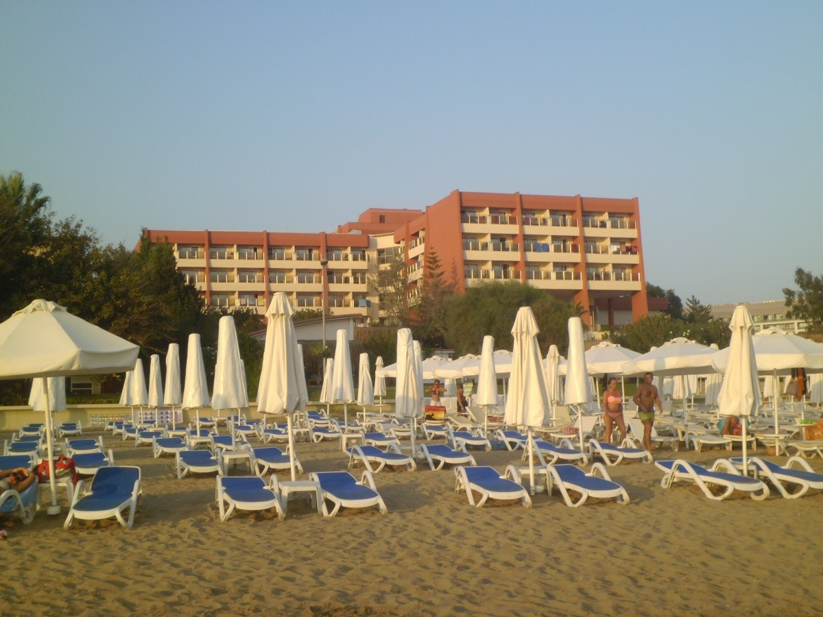 Hotel Arcanus Side Resort  Turecká riviéra Turecko  CK