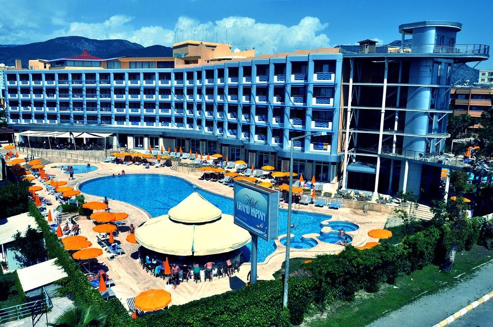 Hotel Grand Kaptan – zájezdy a recenze – Invia.cz