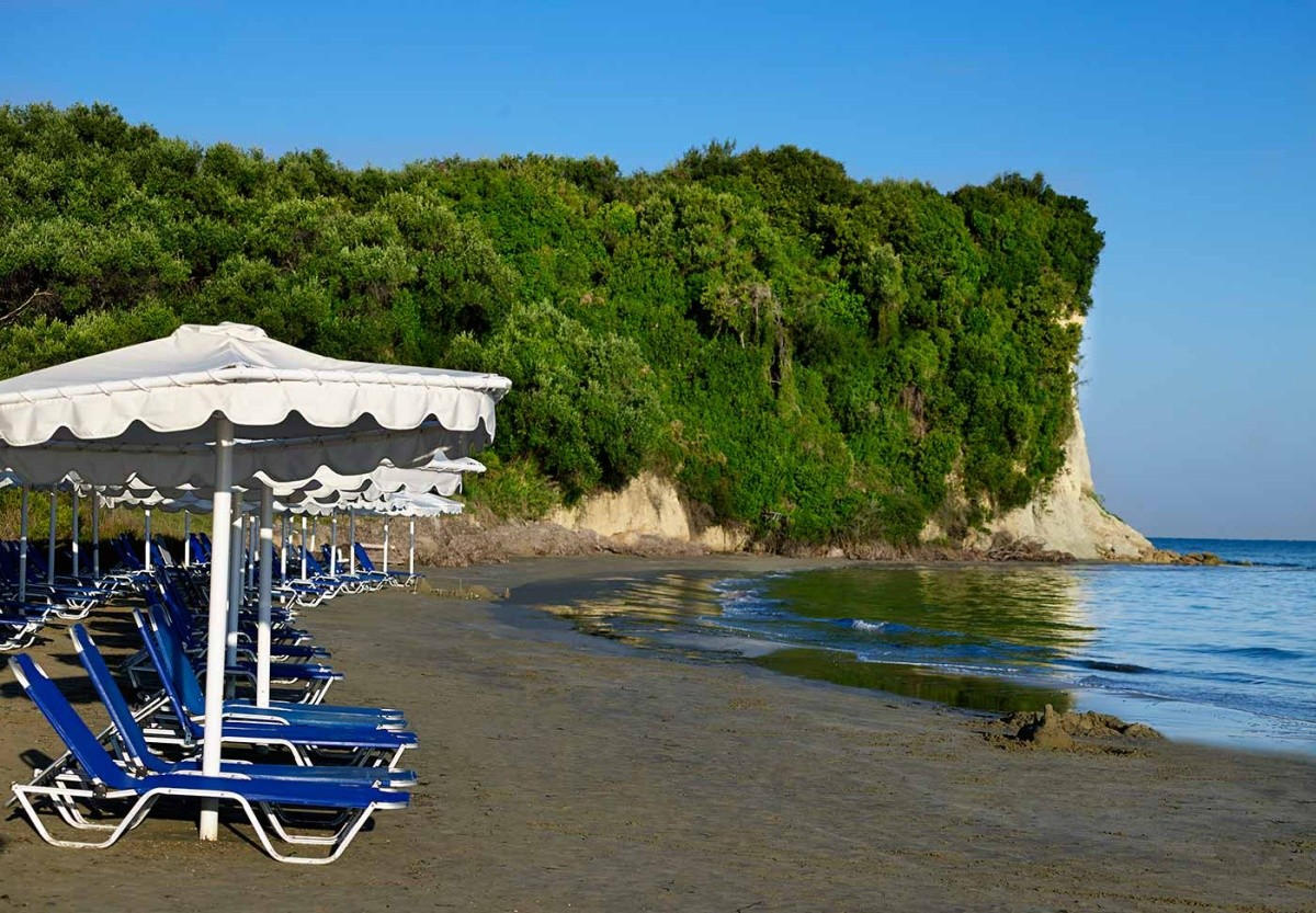 Image Result For Mitsis Roda Beach Resort And Spael