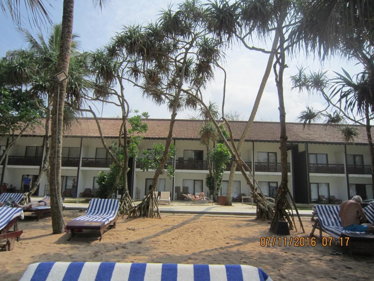 Hotel Pandanus Beach Resort Spa Induruwa