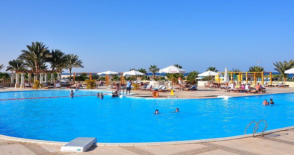 Hurghada Coral Beach Hotel Ex Rotana