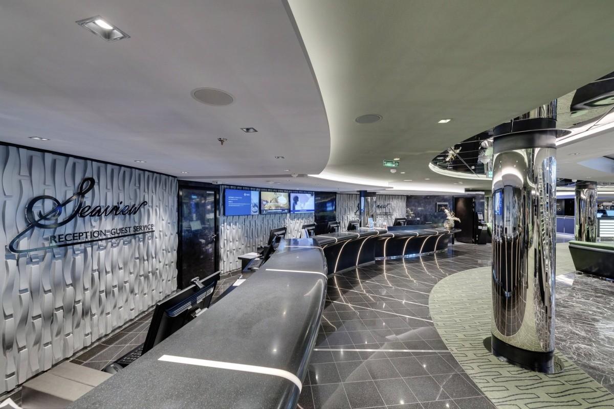 Hotel MSC Seaview, Svět - 9 780 Kč (̶1̶6̶ ̶7̶4̶0̶ Kč) Invia