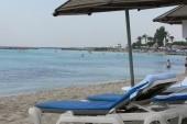 Nissi Beach z lehátka