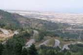 Silnice na Livithru