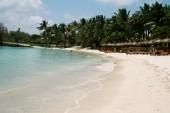 Pláž u hotelu Belle Mare Plage