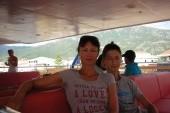 Na výletě lodí