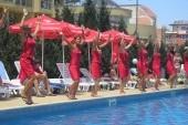 hotelové tance