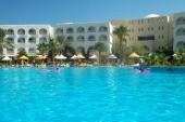 Hotel, bazén